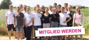 Werde Mitglied der Grünen Jugend Hannover